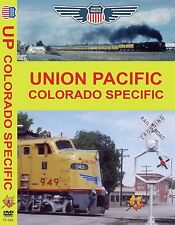 UNION PACIFIC, COLORADO SPECIFIC TELL TALE PRODUCTIONS NEW DVD VIDEO