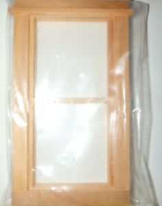 """Liteline Non Working Window Miniatures for Timberbrook 2 9/16"""" x 5 1/16 3/8 ins"""