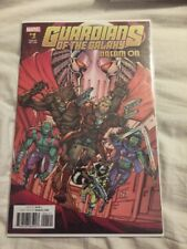 Guardians Of The Galaxy 1 Dream On Variant Cover Awesome Book!