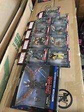 10 marvel legends Figure lot Infinite Series Brand New Civil War Falcon