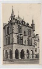 ECHTERNACH - HOTEL DE VILLE: Luxembourg postcard sent to Ireland (C30723)