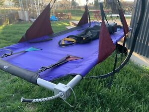 The North face A5 Single portaledge. Great Condition, Come With Bag,