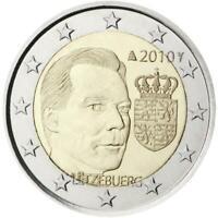 Luxemburgo 2010 Escudo de Gran Ducado