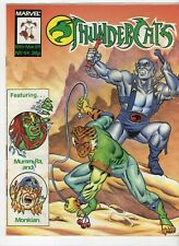 THUNDERCATS Comic Magazine Vintage Issue Number 94 1989 Marvel