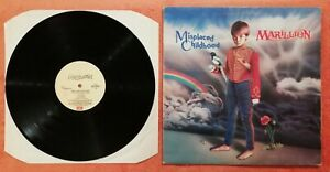 2455 LP 12'' MARILLION - MISPLACED CHILDHOOD 1985 64 2403401 ITALY - CVDC
