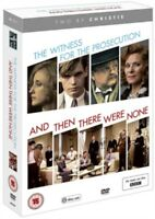 The Witness Per The Prosecution/E Then La Were Nessuno DVD Nuovo DVD (AV3341)