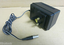 Calvyn Industrial BZ83E Fixed Voltage Voltage Regulated Mains Adapter 12V 500mA