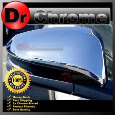 14-15 Toyota RAV4 RAV 4 WITH Turn Signal Triple Chrome Plated Mirror Cover 2015