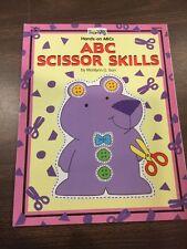 Monday Morning Hands On ABC Scissor Skills New