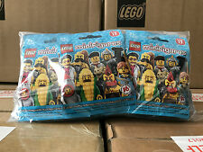 LEGO Minifigures Series 17 Complete Collection of 16 Sealed Minifigures