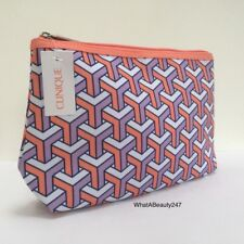 Clinique MakeUp/Cosmetic Bag/Purse | Jonathan Adler Design | Brand New