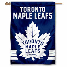 NHL Toronto Maple Leafs House Flag and Banner