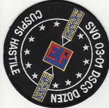 space / usaf  patch  of   534 training squadron class of 03-01