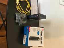 Zoom DOCSIS 3.0 Cable Modem, 16x4, 686 Mbps (5370) Xfinity/Cox/TW/BH