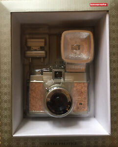 Lomography Diana F+ LIMITED SPECIAL EDITION Cuvée Prestige Camera & Flash - BNIB