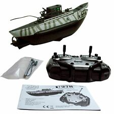 Remote controlled submarine U278 from T2M with lighting