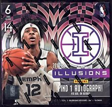 2019-20 Panini IllusionsBasketball  Base Card #1-150  PYC  UPDATED!!! 4/11/21