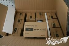 24 Black Digital Duplicator Inks Compatible With Duplo DC-14 DC14 DPC100 DPC
