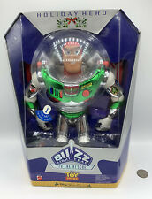 Buzz Lightyear Holiday Hero Special Edition Disney Toy Story To The Rescue ! New