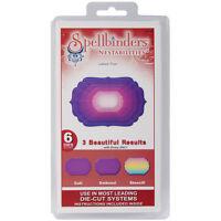 Spellbinders Nestabilities Dies-Labels 4