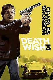 Death Wish 3 DVD Charles Bronson Brand New and Sealed Australian Release
