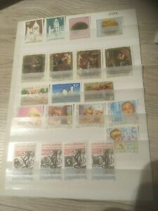Luxemburg 1984  -  postfrische Marken -