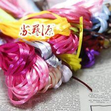 "200 yards  1/8""(3mm) ribbon satin ribbon ,Wedding ribbon  Gift Christmas Ribbons"