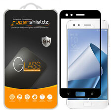 Supershieldz ASUS ZenFone 4 Pro Full Cover Tempered Glass Screen Protector Black
