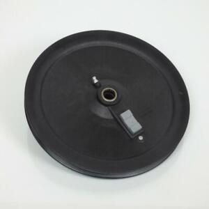 Poulie de transmission RSM Mobylette Peugeot 50 103 6384667626 / D16mm Neuf