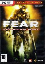 JEU PS 2../...F.E.A.R...EXTRACTION POINT...../...EXPANSION PACK