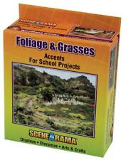 Woodland Scenics Scene-A-Rama Foliage & Grasses Kit SP4120