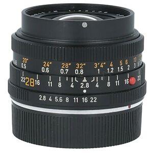 Leica Wetzlar Elmarit-R 28mm 2.8 Topzustand #3480