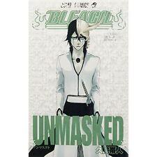 BLEACH  Jump Comics UNMASKED BLEACH OFFICIAL CHARACTER BOOK 3 Comic Book