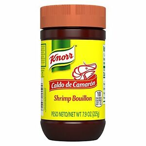 Knorr Caldo De Camaron/Shrimp Bouillon 7.9 oz