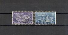 Michel Italia numero 837 - 838 timbrato (Europa: 3184)