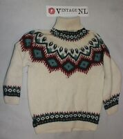 Island Norweger ESPRIT SPORT  ROLLKRAGEN Pullover  Gr M STRICK JACKE