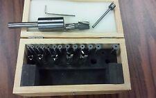 Interchangeable Pilot Counterbore Set 21pcs/set, short style #Z-3620-0121-new