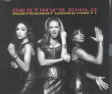 Destiny's Child - Independent Women Pt. I CD Single