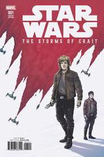 Star Wars Last Jedi Storms of Crait #1 (Wijngaard Variant)