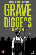 GRAVEDIGGERS UNION #1 SAD LEMON COMICS WES CRAIG VARIANT LIMITED TO 500 COPIES