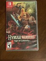 Hyrule Warriors Age Of Calamity for Nintendo Switch