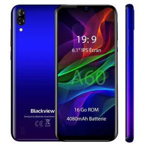 """Blackview A60 Téléphone Portable Smartphone Débloqué 6.1"""" 1Go RAM 16Go ROM 13MP"""