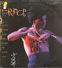 PRINCE - I Could Never Take The Place Of Your Man - Paisley Park - 0-20728 - Usa