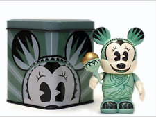 Vinylmation Statue Liberty Times Square Minnie Sealed