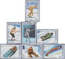 Laos 965-971 (complète edition) neuf avec gomme originale 1987 Jeux Olympiques J