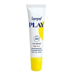 Supergoop PLAY Lip Balm SPF 30 0.5oz