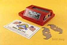Drill Hog USA Hook Blades 100 Pc Carpet Sod Knife Box Cutter Fake Grass Roofing
