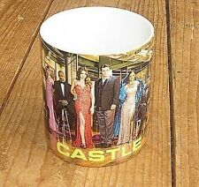 Castle TV Series Great New Cast MUG y