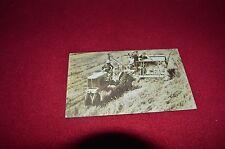 Allis Chalmers 60 Combine All Crop Harvester Dealer's Postcard YKPA