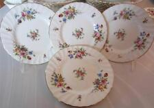 """4 MINTONS MARLOW SM SIDE/BREAD B&B PLATES 6-1/8"""" Multi-FLORAL England More Avail"""